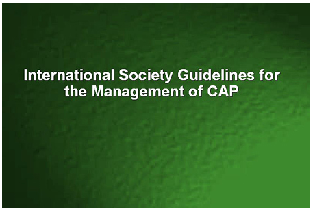 International Society Guidelines for the Management of CAP